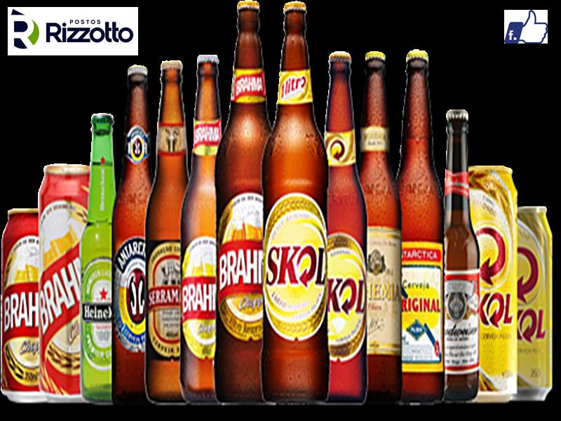 Promoção de Cervejas Posto Rizzotto
